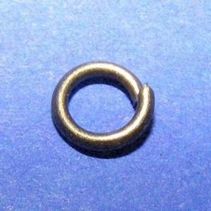 Szerelőkarika (1014. minta/20 db) - 5x0,8 mm (csimbo) - Meska.hu