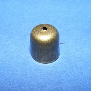 Bőrvég (454. minta/1 db) - 10x10 mm (csimbo) - Meska.hu
