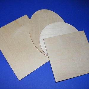 Fa alap (30x30 cm/1 db) - négyzet (csimbo) - Meska.hu