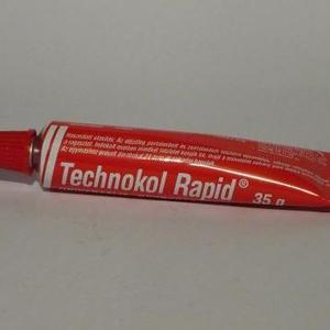 Technokol Rapid ragasztó (60 g), Ragasztó, Mindenmás, \nTechnokol Rapid ragasztó (60 g)\n\nUniverzális gyorsragasztó. Alkalmas papír, karton, bőr, textil, fa..., Meska