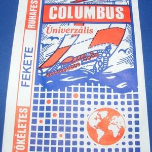 Columbus ruhafesték (5 g/1 db) - ezüstszürke (csimbo) - Meska.hu