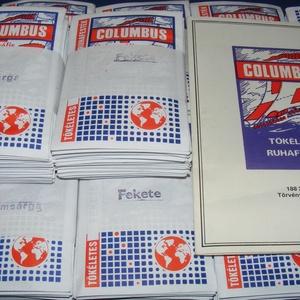 Columbus ruhafesték (5 g/1 db) - sötétszürke - Meska.hu
