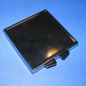 Tükör (2. minta/1 db) - négyzet - vegyes alapanyag - Meska.hu
