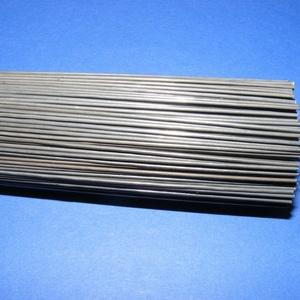 Fekete vágott drót (Ø 1,0 mm/10 szál) - 55 cm (csimbo) - Meska.hu