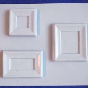 Keret-39 - gipszöntő forma (3 motívum) - mini keretek, Szerszámok, eszközök, Egyéb szerszám, eszköz, Gipszöntés, \n\n\n\n\n\n\n\n\n\nKeret-39 - gipszöntő forma - mini keretek\n\n- sablon: 24x20 cm- minta: 9x8 cm; 9x6 cm; 6,5x..., Meska