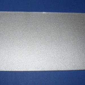 Viaszlap (20x10 cm) - ezüst (csimbo) - Meska.hu