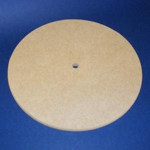 MDF fa óralap (Ø 22 cm/1 db) - kerek, Órakészítés, Óralapok, Mindenmás, \nFa óralap - kerek\n\r\n\r\n\nMérete: Ø 22 cmAnyaga: natúr MDF lapAnyagvastagság: 8 mm\nAz ár egy darab ter..., Meska