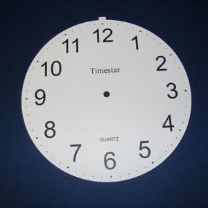Papír óralap (Ø 21,5 cm/1 db) - autó, Órakészítés, Óralapok,  Papír óralap - autó  Mérete: Ø 21,5 cm  Az ár egy óralapra vonatkozik.  , Meska
