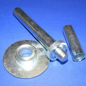 Ringli beütő készlet (3 részes) - 12 mm, Szerszámok, eszközök, Mindenmás,  Ringli beütő készlet - 22/12 mm (3 részes) - nagy méretű kétrészes ringlikhez  Mérete:- beütő szár..., Alkotók boltja