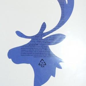Karácsonyi sablon készlet-4 (3 féle minta) (csimbo) - Meska.hu