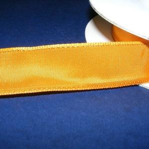Szalag (13. minta/1 m) - narancssárga (csimbo) - Meska.hu