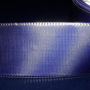 Szalag (18. minta/1 m) - sötétkék/arany (csimbo) - Meska.hu