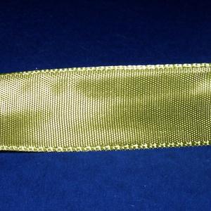 Szalag (24. minta/1 m) - olivazöld (csimbo) - Meska.hu