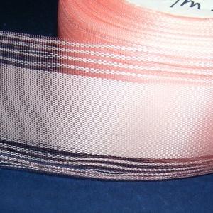 Szalag (6. minta/1 m) - rózsaszín  (csimbo) - Meska.hu