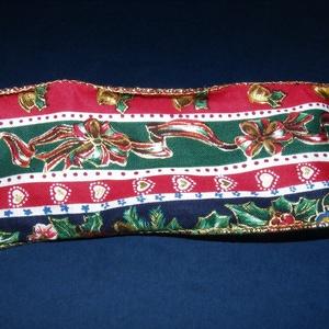 Szalag (80. minta/1 m) - karácsonyi (csimbo) - Meska.hu