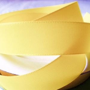 Szalag (9. minta/1 m) - sárga (csimbo) - Meska.hu