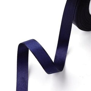 Szaténszalag (138. minta/1 m) - sötétkék (csimbo) - Meska.hu