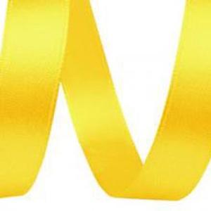 Szaténszalag (140. minta/1 m) - aranysárga, Textil, Varrás, \nSzaténszalag (140. minta) - aranysárga\n\nA szaténszalag selyem vagy szintetikus alapanyagból készülő..., Meska