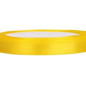 Szaténszalag (140. minta/1 m) - aranysárga (csimbo) - Meska.hu