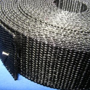 Gurtni (25 mm/1 m) - fekete (csimbo) - Meska.hu