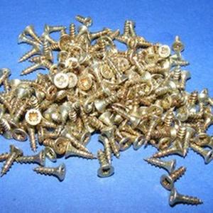 Csavar-6 (10x2,5 mm/10 db) - sárga, Csat, karika, zár, Mindenmás, \nCsavar-5 - sárga színű\n\nMérete: 10x2,5 mmFejátmérő: 4 mm\n\nA csomag tartalma 10 db csavar\nAz ár egy ..., Meska