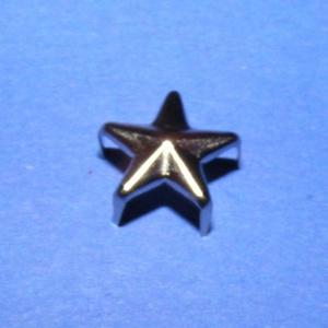 Fém szegecs (5. minta/1 db) - csillag (csimbo) - Meska.hu