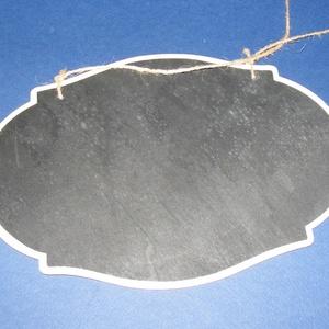 Krétatábla (26x17,2 cm/1 db) - kétoldalú (csimbo) - Meska.hu