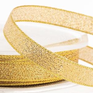 Szalag (141. minta/1 m) - lurex arany (csimbo) - Meska.hu