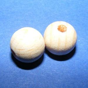 Natúr fagolyó (Ø 8 mm/10 db) (csimbo) - Meska.hu