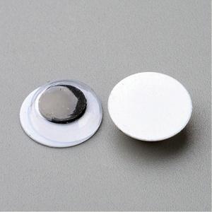 Rezgőszem (12 mm/1 db) - kerek (csimbo) - Meska.hu