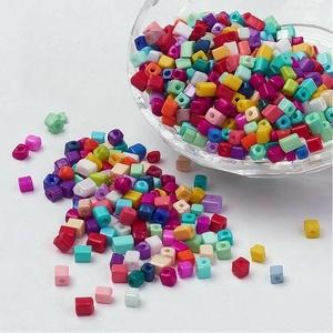 Szögletes gyöngy (16. minta/15 g) - mix (csimbo) - Meska.hu