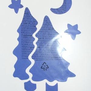 Karácsonyi sablon készlet-6 (3 féle minta) (csimbo) - Meska.hu