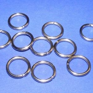 Szerelőkarika (1020. minta/10 db) - 12x1,5 mm (csimbo) - Meska.hu