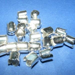 Gyöngykupak (41. minta/4 db) - ezüst - Meska.hu