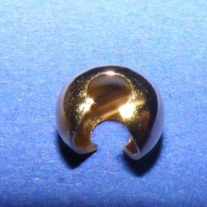 Stopper rejtő (1068/A minta/20 db) - 4x3 mm  (csimbo) - Meska.hu