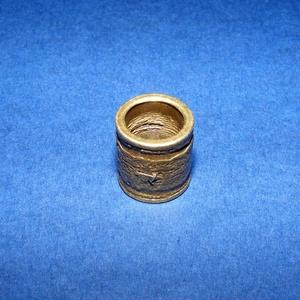 Cső-17/B (14x13 mm/1 db) (csimbo) - Meska.hu