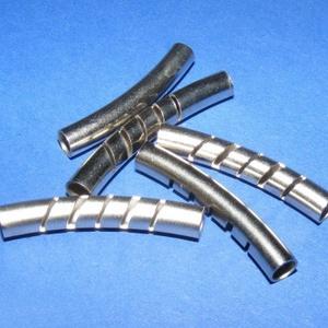 Cső-3 (30x5 mm/1 db) (csimbo) - Meska.hu