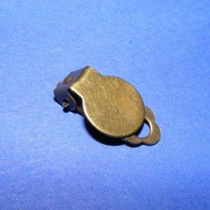 Fülbevaló alap (259/A minta/2 db) (csimbo) - Meska.hu