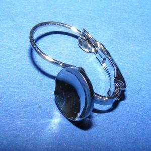 Fülbevaló alap (274/A minta/2 db) (csimbo) - Meska.hu
