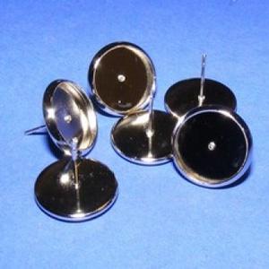 Fülbevaló alap (254/B minta/2 db) (csimbo) - Meska.hu