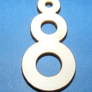 Fa fülbevaló alap (1. minta/2 db) - szerelékkel (csimbo) - Meska.hu