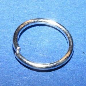 Szerelőkarika (1000. minta/20 db) - 10x1 mm (csimbo) - Meska.hu