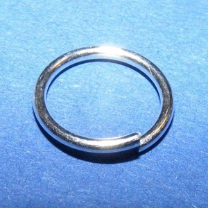 Szerelőkarika (1000/C minta/20 db) - 6x0,9 mm (csimbo) - Meska.hu