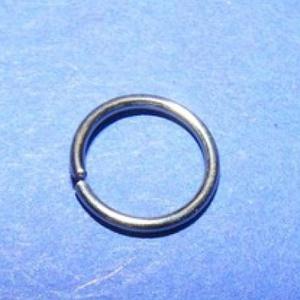 Szerelőkarika (1005/B minta/20 db) - 7x0,7 mm (csimbo) - Meska.hu
