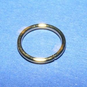 Szerelőkarika (1006/A minta/20 db) - 10 mm (csimbo) - Meska.hu