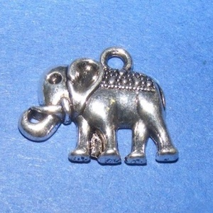 Medál (543. minta/1 db) - elefánt - Meska.hu