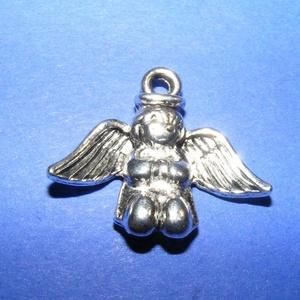 Medál (588. minta/1 db) - angyal (csimbo) - Meska.hu