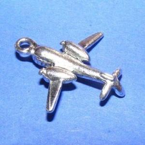 Medál (632. minta/1 db) - repülőgép (csimbo) - Meska.hu