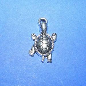 Medál (687. minta/1 db) - teknős (csimbo) - Meska.hu