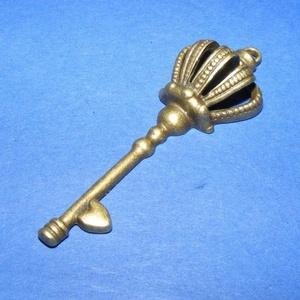 Medál (697/A minta/1 db) - kulcs (csimbo) - Meska.hu